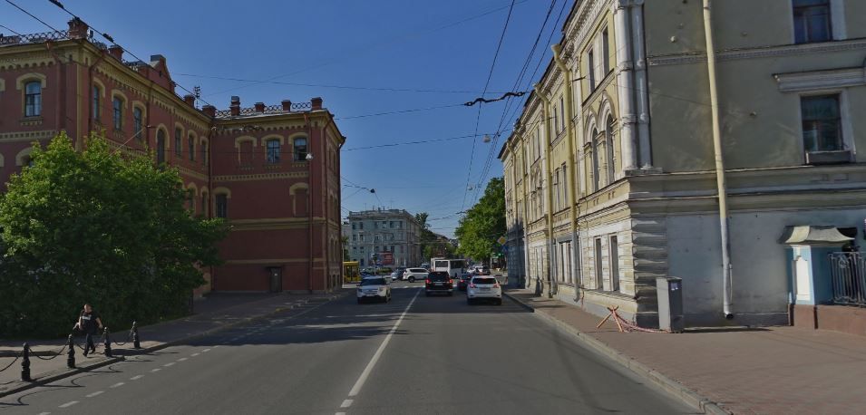 Сампсониевский Большой проспект