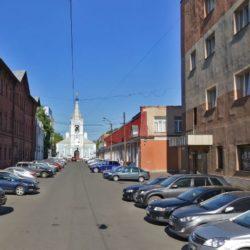 Малый Сампсониевский проспект