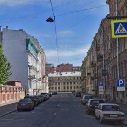 Саперный переулок