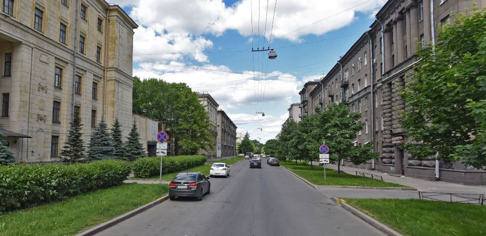 Свеаборгская улица