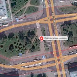 Светлановская площадь