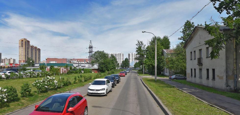 Свирская улица