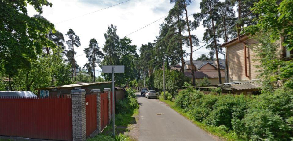 Семеновская улица