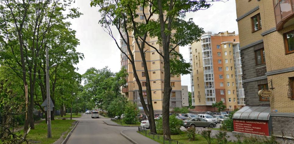 Сергея Марго улица