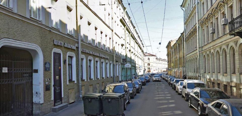 Сергея Тюленина переулок