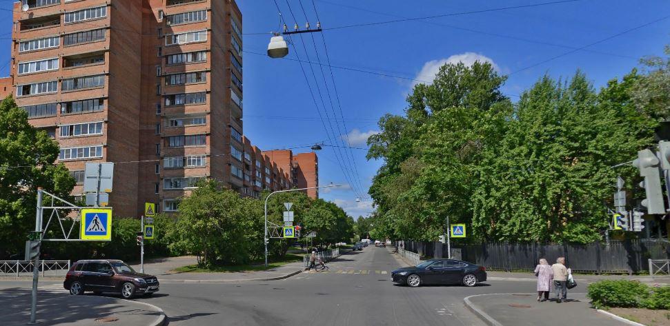 Серебряков переулок