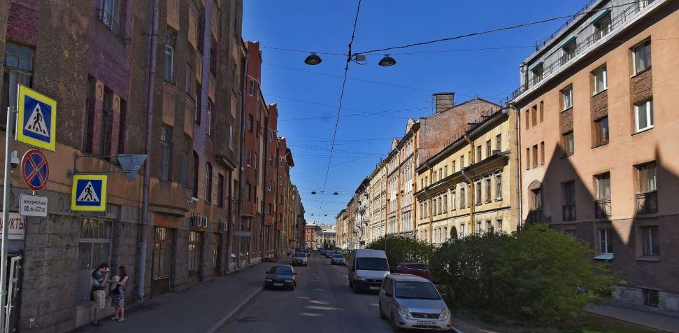 Серпуховская улица