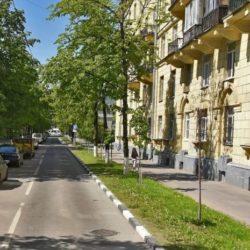 Синявинская улица