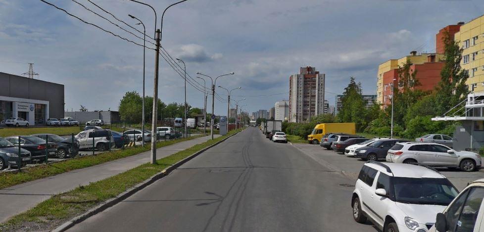 Ситцевая улица