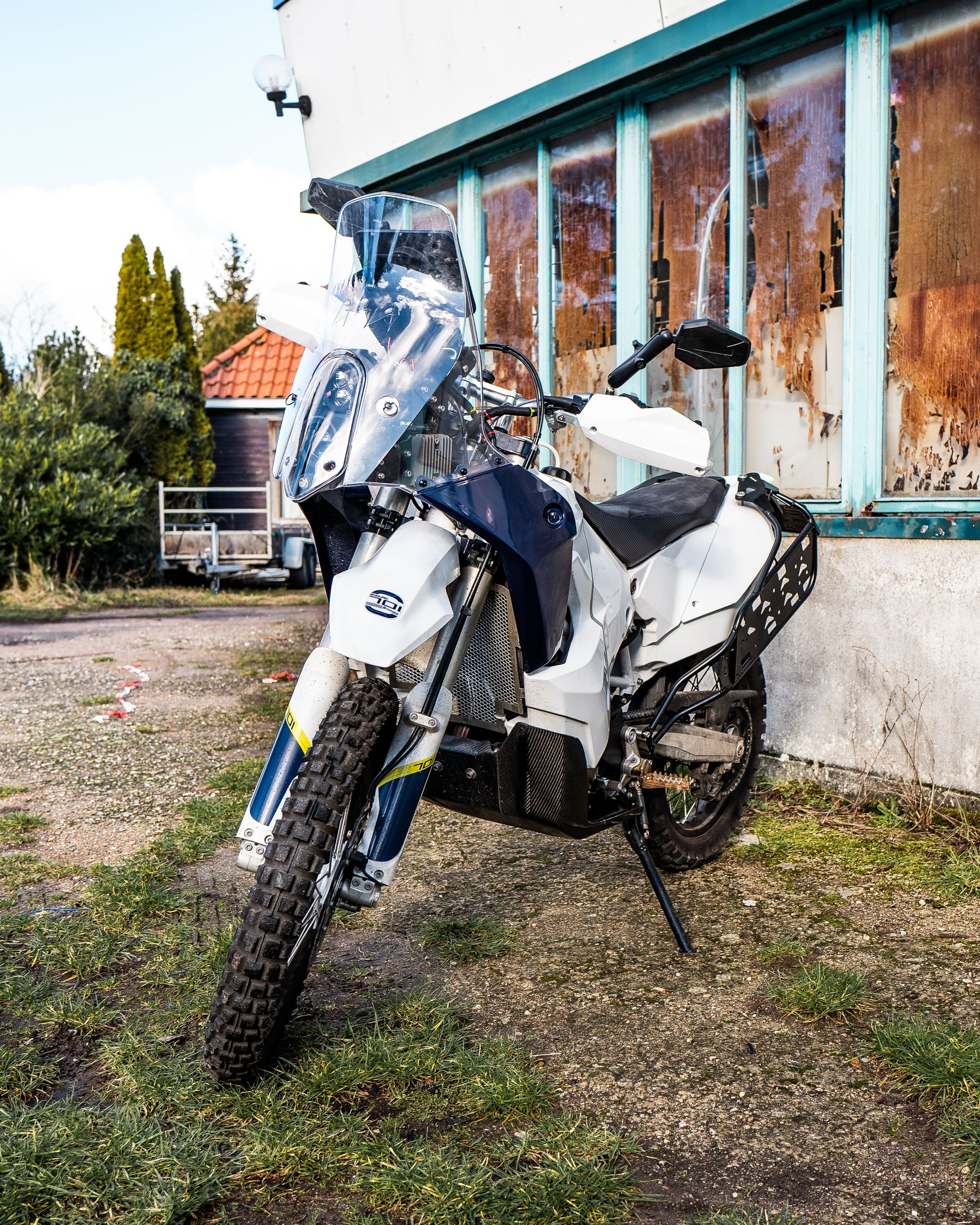 Long term review of the 2018 Husqvarna 701