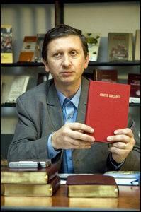 В УКУ презентували нове видання Біблії за редакцією о. І. Хоменка