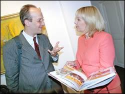 Презентація книги «Революція Духа» в українському посольстві у Парижі