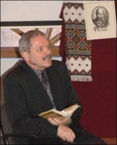 Вечір Шевченкової поезії
