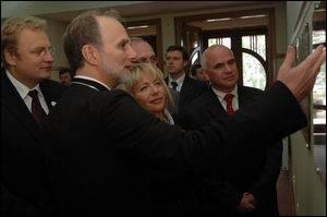 Перша леді України високо оцінила УКУ