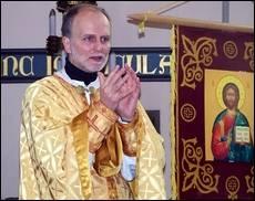 Літургія в Лювенi з ректором УКУ