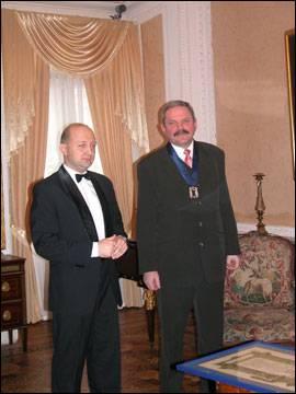 """Мирослав Маринович: промова на """"врученні мені двох п'ятірок"""""""