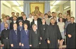 Наукова конференція у Римі — «Святі Тайни і їх канонічна дисципліна»