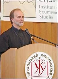 Візит ректора УКУ о. д-ра Бориса Ґудзяка в Сполучені Штати Америки