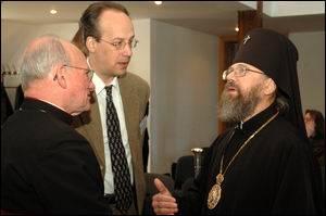 «Екуменізм, міжрелігійні діалоги і фундаменталізми»