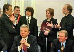 Ющенко подав надію на визнання богослов'я