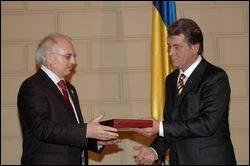 Заслужений сенатор УКУ – Герой України