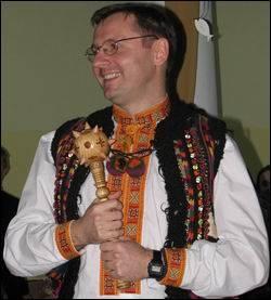 Гуцульський карнавал або Запусти в УКУ
