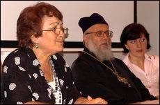 Зустріч із єпископом Японської Православної Церкви