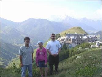 Острівець духовності в Альпійських горах