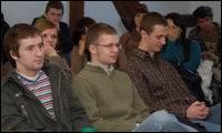 Студенти з Освєнцима відвідали УКУ