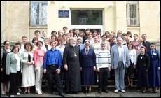 Вишкіл провідників для проведення літніх оздоровчих таборів на засадах християнської моралі