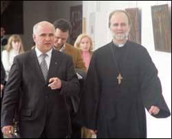 Петро Олійник: «Я вірю, що УКУ стане центром християнства на постсовєцькому просторі»