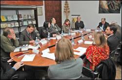 Засідання Федерації Католицьких Університетів Европи в УКУ