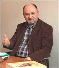 Відомий російський дисидент Микола Муратов відвідав УКУ