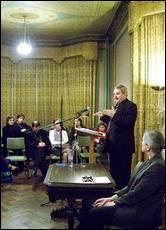 Мирослав Маринович прочитав лекцію для української громади у Лондоні