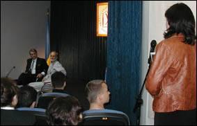 Гості з Пряшева відвідали Філософсько-богословський факультет