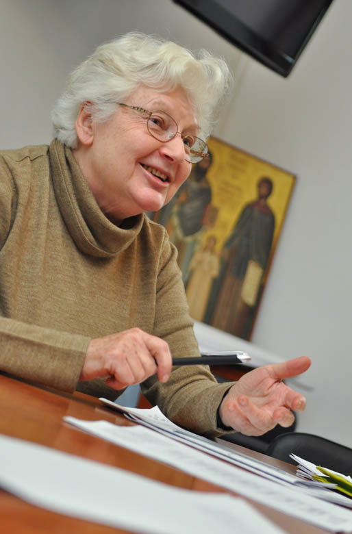 Марта  Богачевська-Хом'як