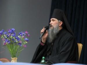 22 січня владика Венедикт прочитав в УКУ лекцію «Наша християнська ідентичність»
