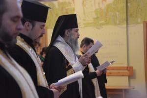 Участь у екуменічній молитві взяли представники чотирьох українських конфесій