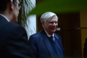 посол Федеративної Республіки Німеччина Крістоф Вайль в УКУ