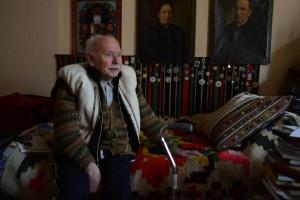 """Іван Гречко у своєму """"домашньому"""" музею"""