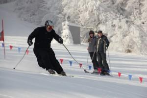 У січні лижні змагання для духовенства відбулися в Польщі