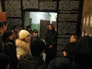Відвідини музею-меморіалу жертв окупаційних режимів «Тюрма на Лонцького»