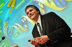 Юрій Мончак читає відкриті лекції у Школі біоетики УКУ