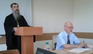 Владика Венедикт виголосив привітальне слово на конференції