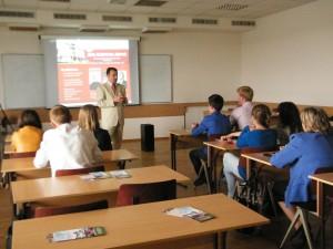 Декан, доктор богослов'я Оксфордського університету д-н Роман Завійський розповідає про навчальну програму