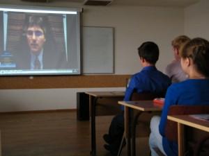 Он-лайн лекція  викладача одного з кращих медичних університетів світу McGill University (Канада) професора Юрія Мончака