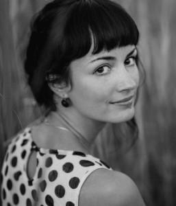 Студентка магістерської програми з журналістики УКУ Христина Бондарєва