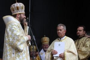декретом Великий Декретом Великий Канцлер призначив ректором УКУ о. д-ра Богдана Праха