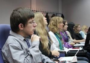 Учасники Школи міжнародної журналістики «Україна – ЄС»
