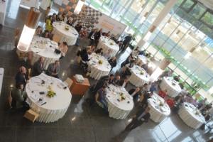 Навчальний курс відбувався у новому інноваційному корпусі УКУ